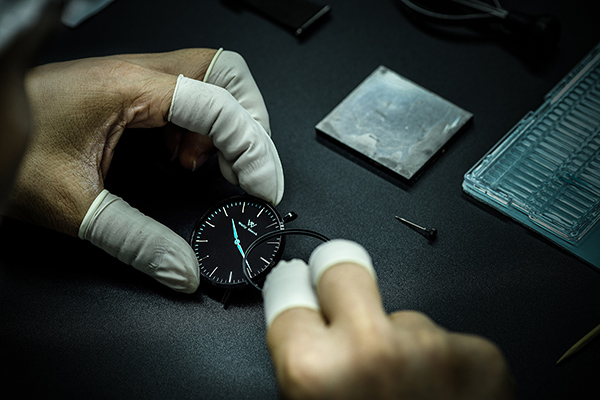 How To Assemble A Welly Merck Watch II