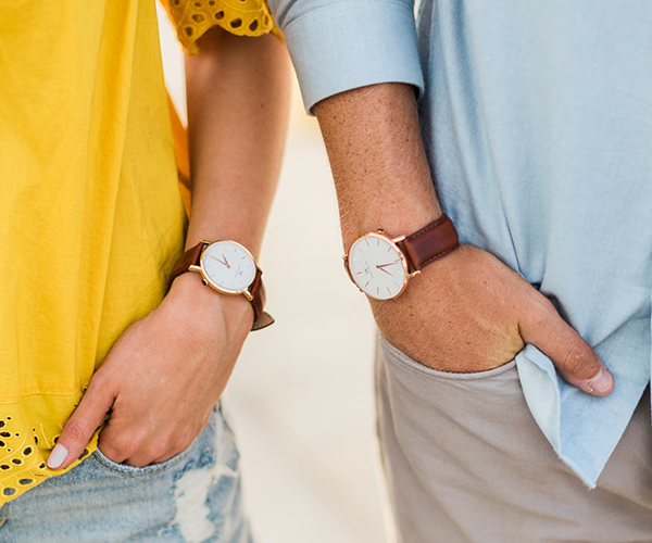 The Perfect 'His & Hers' Watches for Couples